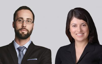 RN LLP welcomes Eric Brousseau and Vladimira Ivanov to the partnership